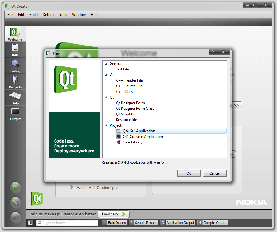 Learn Qt » Tutorial